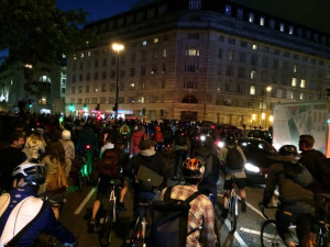 Critical Mass in London
