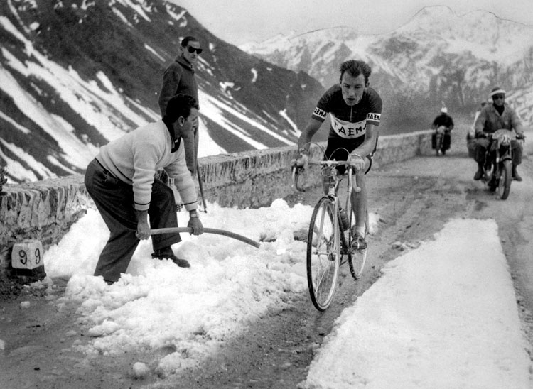Winter cycling – how to stay safe, warm and badass
